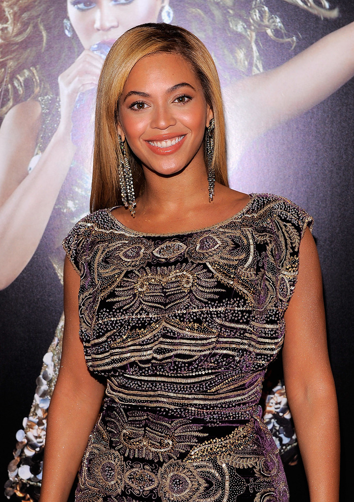 Most Searched Stars 2010 Beyonce