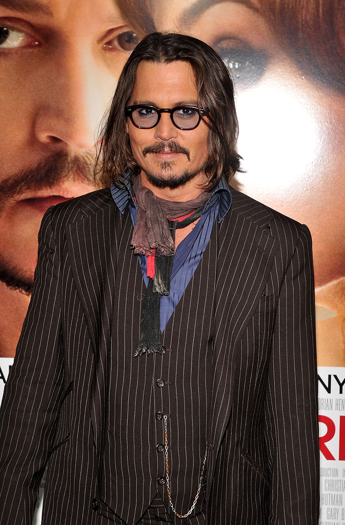Most Searched Stars 2010 Johnny Depp