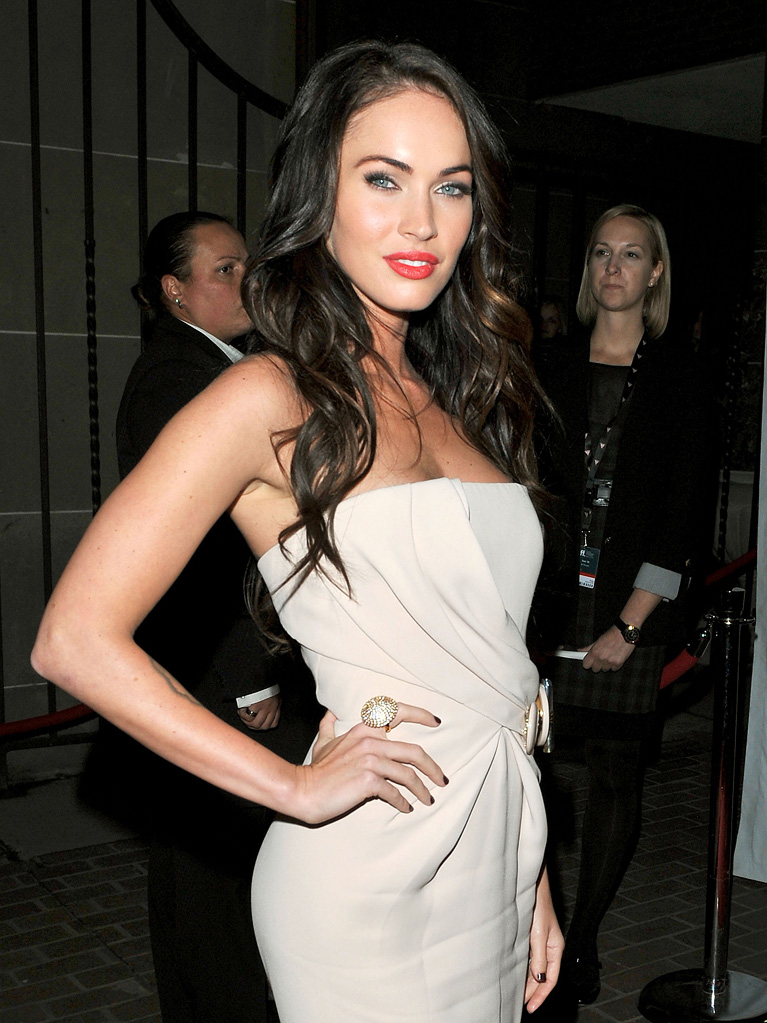Most Searched Stars 2010 Megan Fox