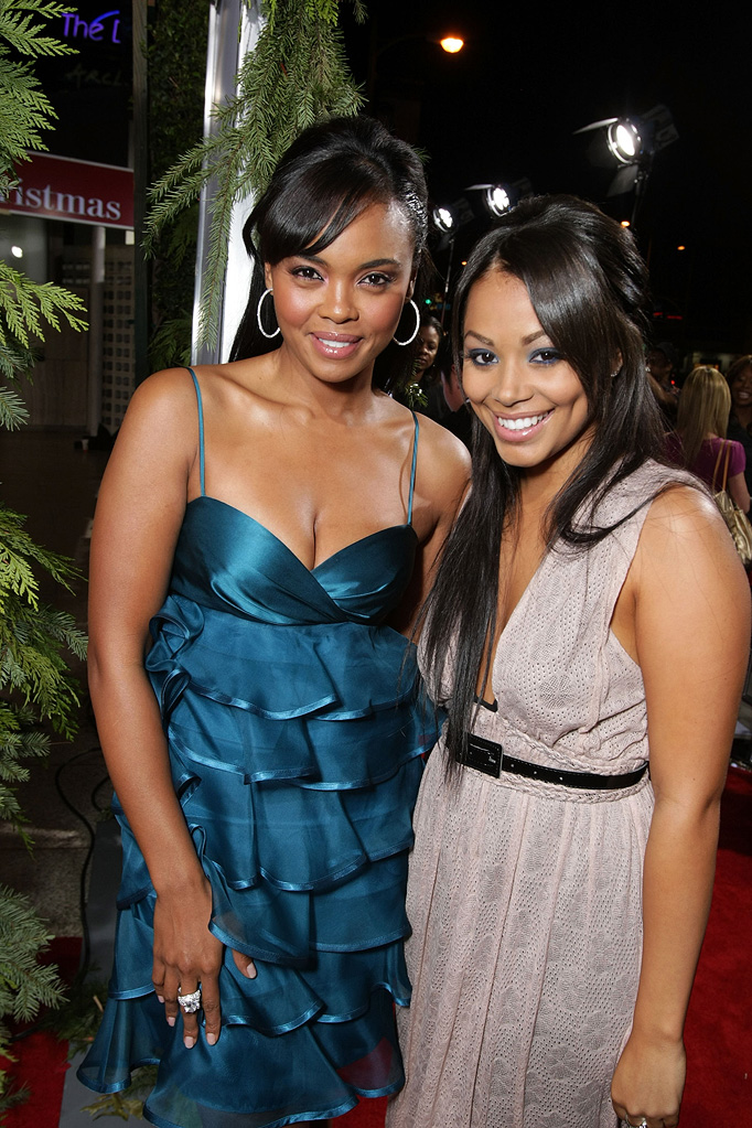 Sharon Leal 2007 Lauren London