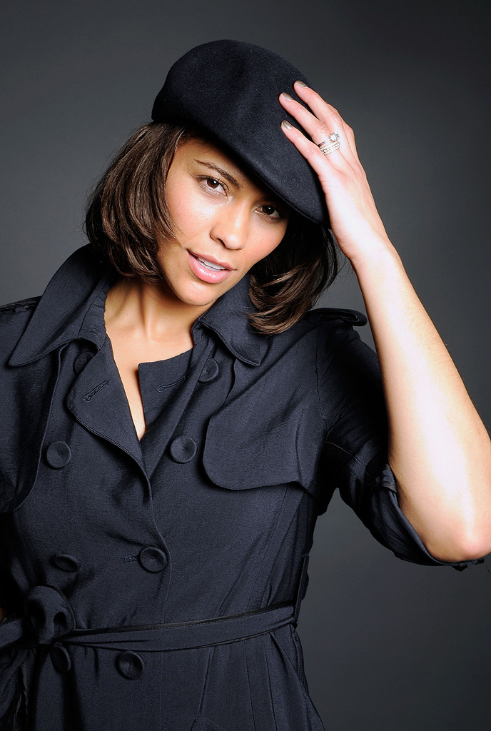 Sundance Film Festival 2009 Portraits Paula Patton