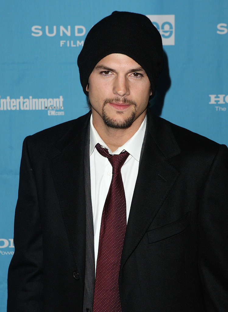 Sundance Film Festival Screening 2009 Ashton Kutcher