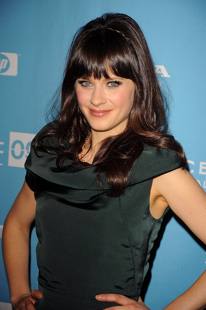 Sundance Film Festival Screenings 2009 Zooey Deschanel