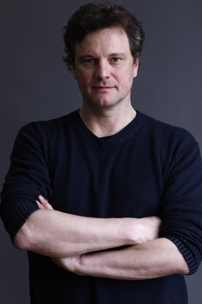 Sundance Portraits 2008 Colin Firth