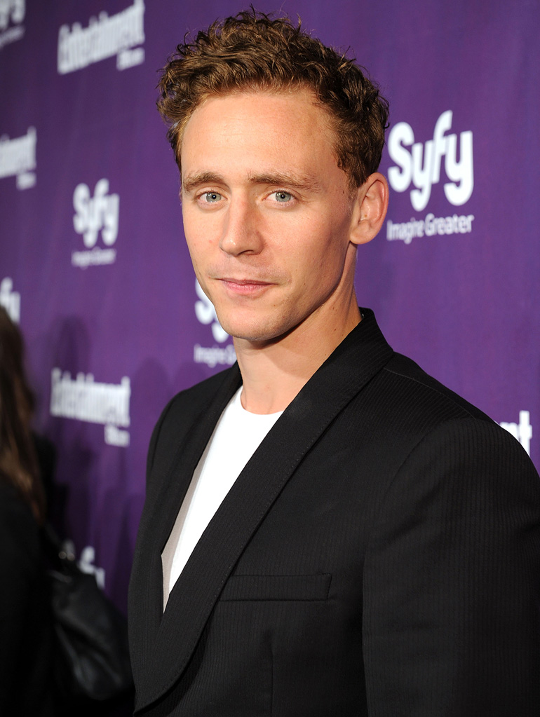 Tom Hiddleston 2011