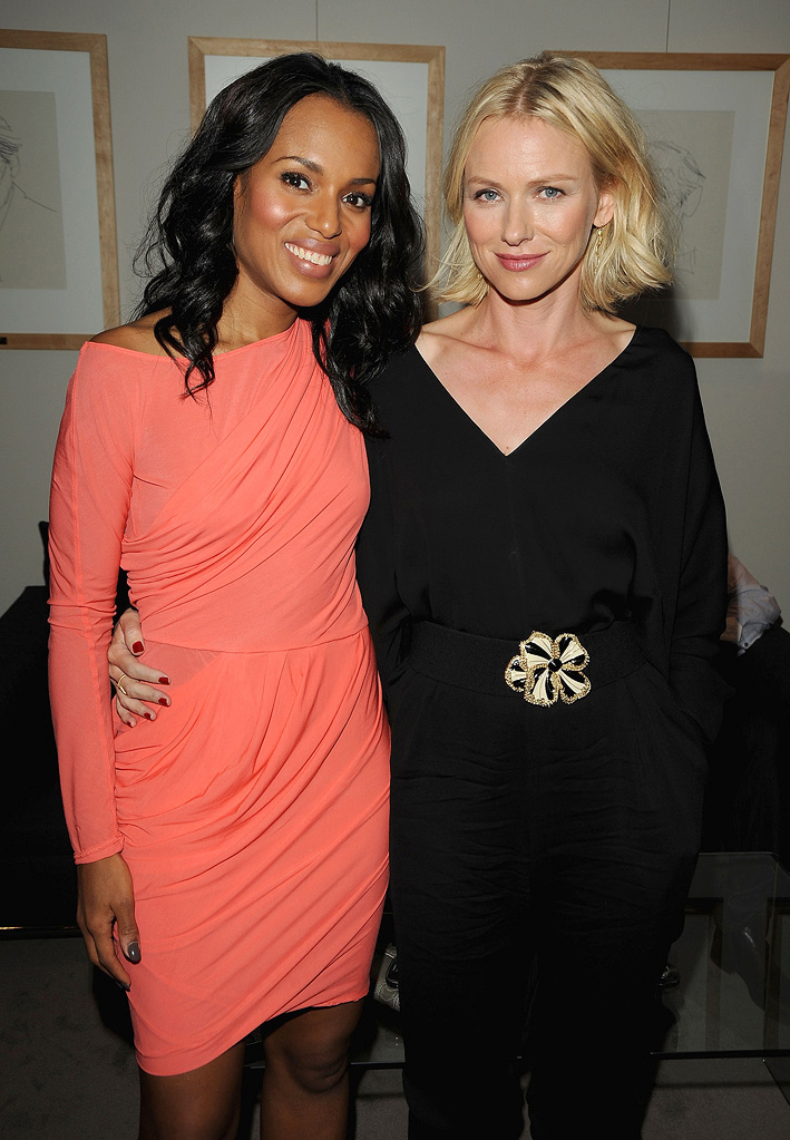 Toronto Film Festival 2009 Kerry Washington Naomi Watts