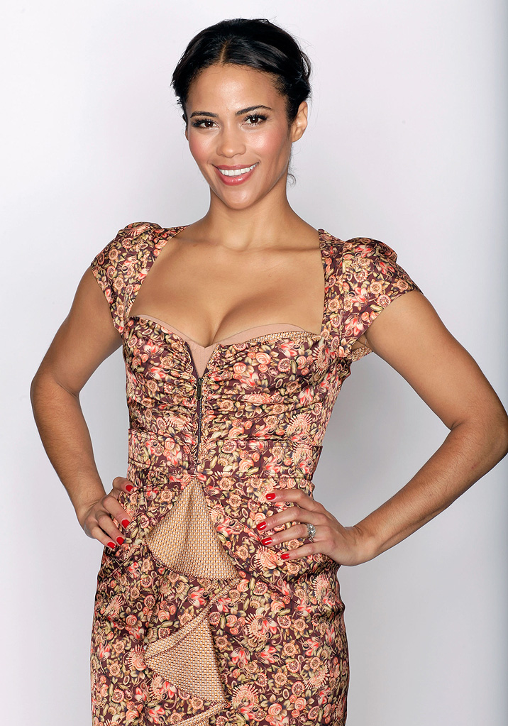 Toronto Film Festival Portraits 2009 Paula Patton