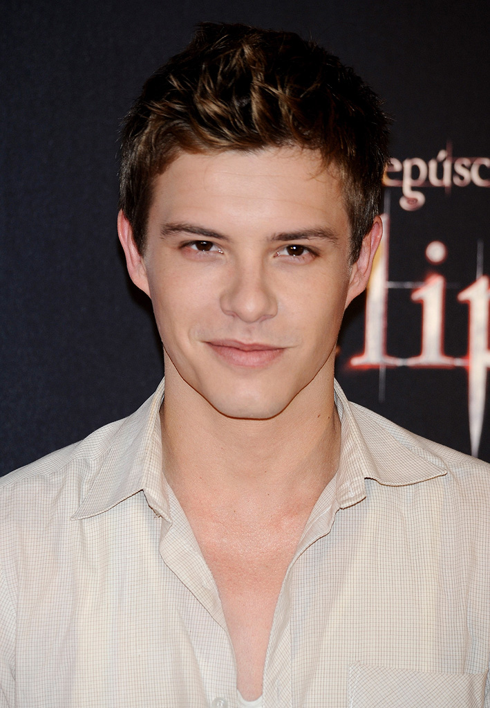 The Twilight Saga Eclipse International Press Events 2010 Xavier Samuel