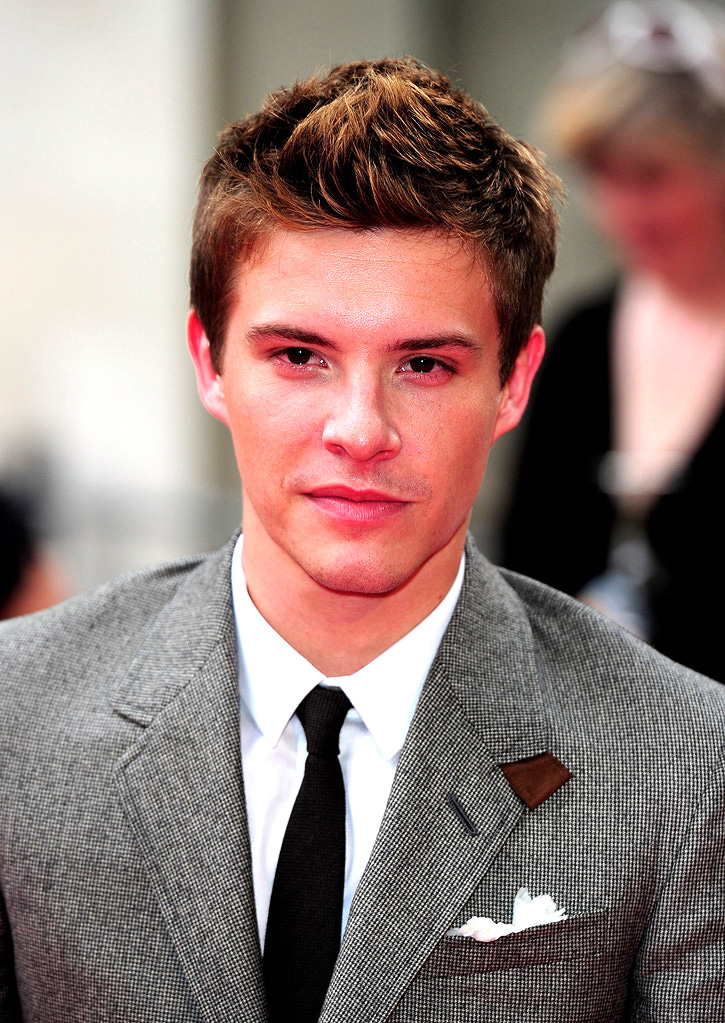 Twilight Saga Eclipse UK Premiere 2010 Xavier Samuel