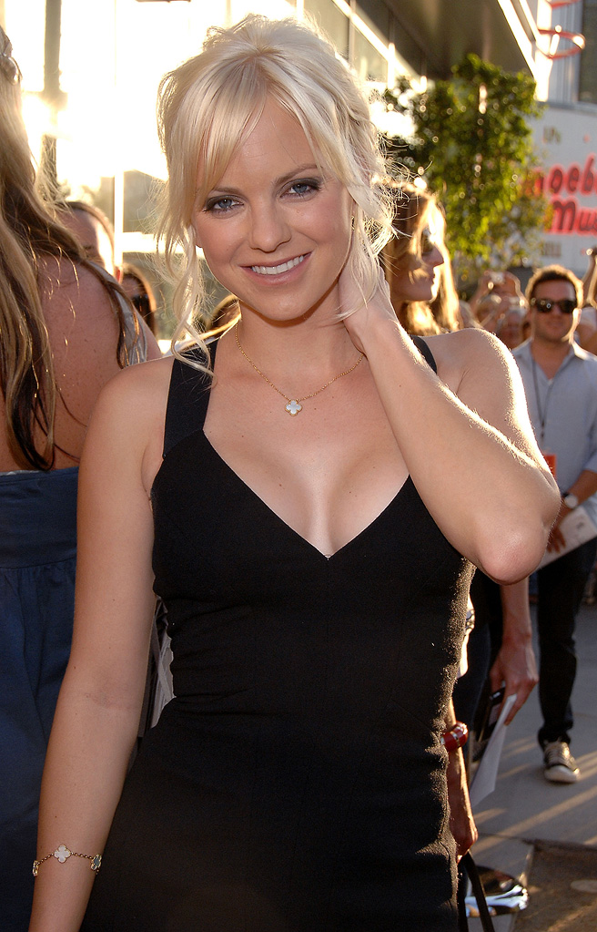 The Ugly Truth LA Premiere 2009 Anna Faris