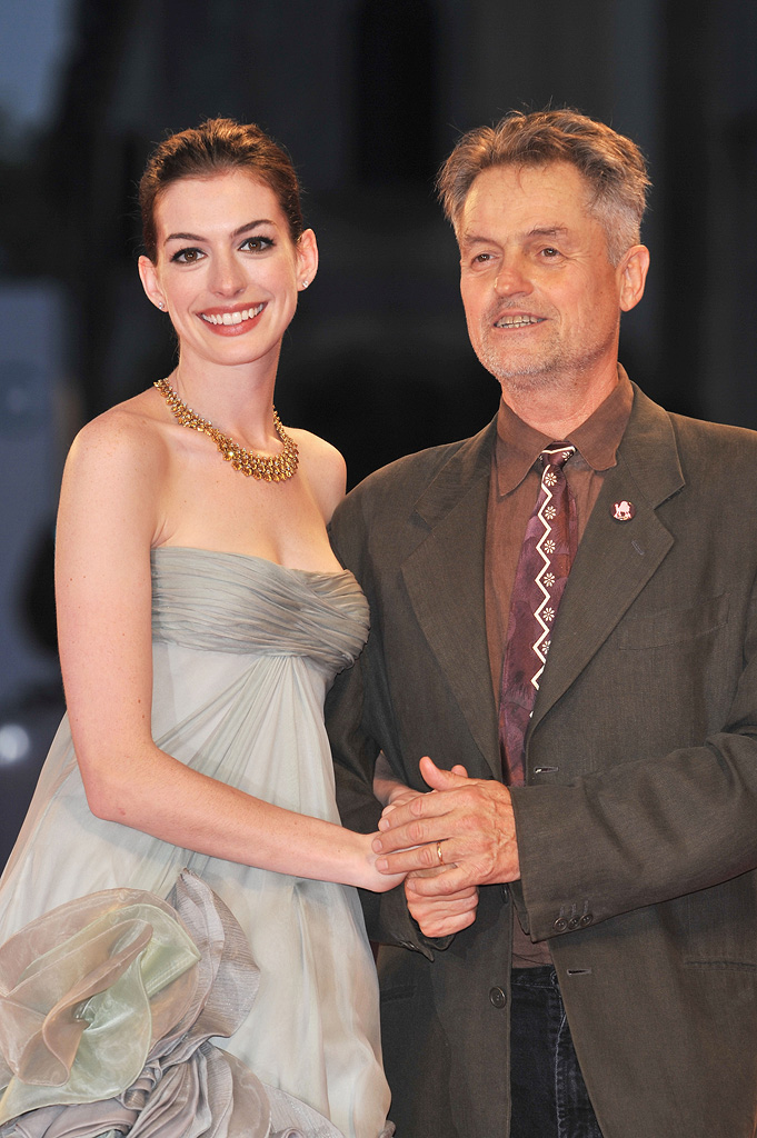 Venice Film Festival 2008 Anne Hathaway Jonathan Demme Rachel Getting Married Premiere