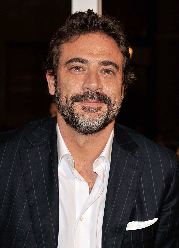 Watchmen LA premiere 2009 Jeffrey Dean Morgan