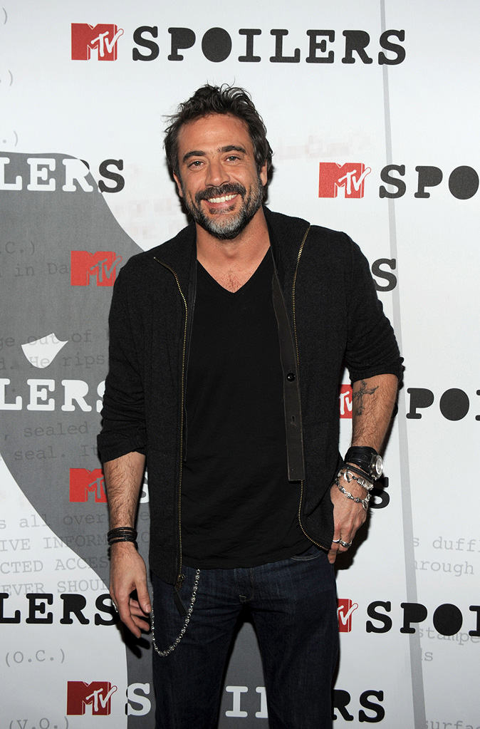 Watchmen Screening LA 2009 Jeffrey Dean Morgan