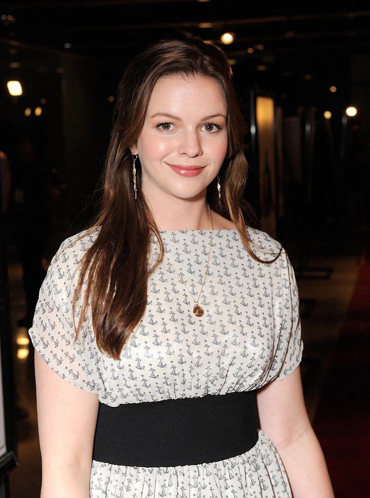 Whatever Works LA premiere 2009 Amber Tamblyn