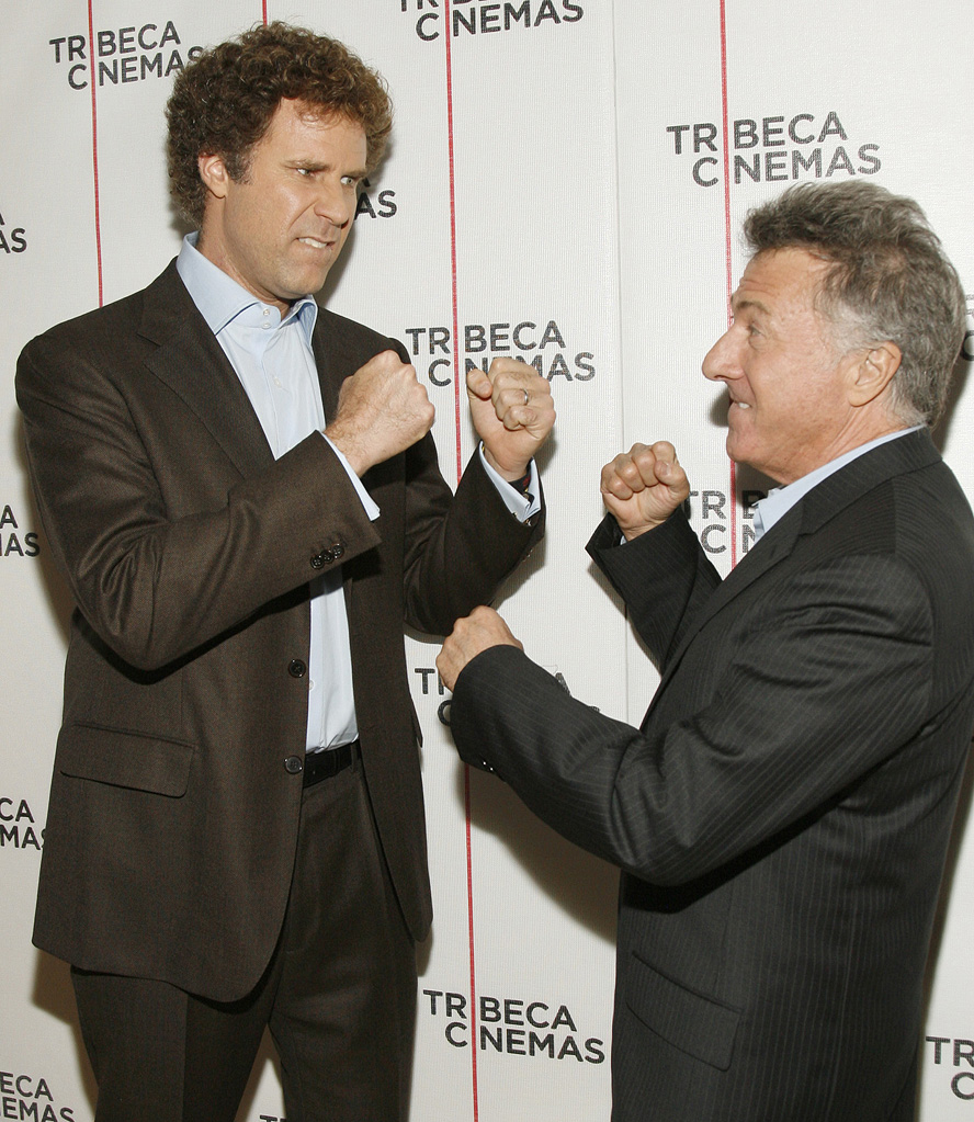 Will Ferrell Dustin Hoffman 2006