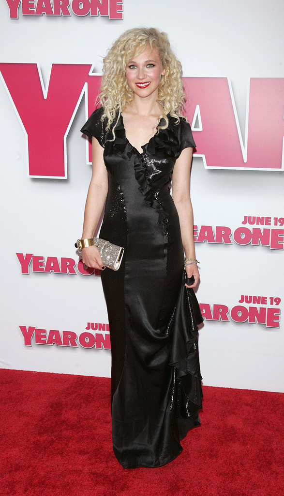 Year One NY Premiere 2009 Juno Temple