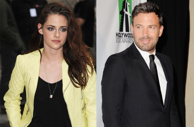 Kristen Stewart, Ben Affleck -- Getty Images
