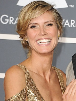 Mixed Results in Germany For Heidi Klum's Post-Breakup 'Top Model' Reality Show