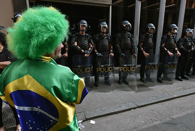 Así son y así pueden afectar al Mundial las protestas en Brasil