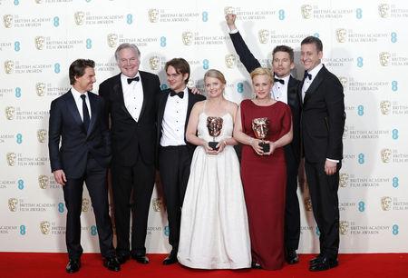 """""""Boyhood"""" ganha prêmios Bafta de melhor filme e diretor"""