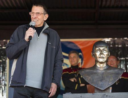 Leonard Nimoy, o sr. Spock de 'Jornada nas Estrelas', morre aos 83 anos
