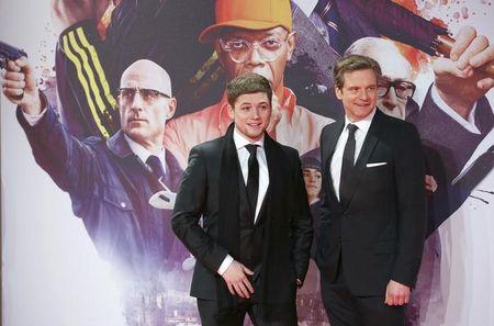 """ESTREIA-""""Kingsman: Serviço Secreto"""" tenta juntar fleuma britânica e violência"""