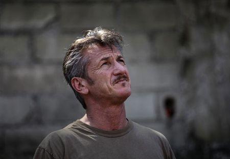 """ENTREVISTA-Sean Penn fala sobre """"O Franco-Atirador"""" e super-heróis"""