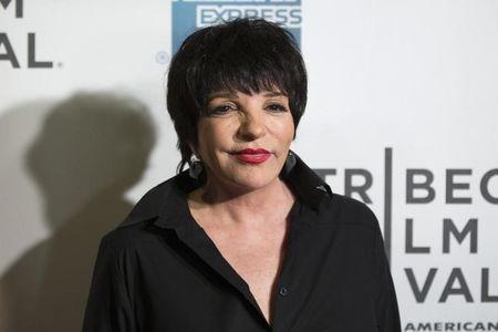 Liza Minnelli volta a clínica de reabilitação por uso em excesso de substâncias