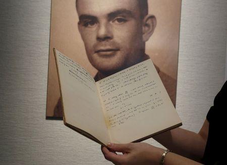 Manuscrito de decifrador de códigos nazistas Alan Turing é vendido por US$1 milhão