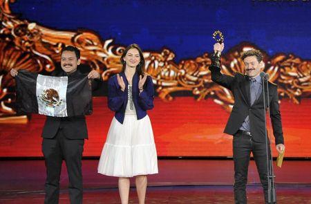 Drama mexicano leva prêmio principal no festival de cinema de Pequim