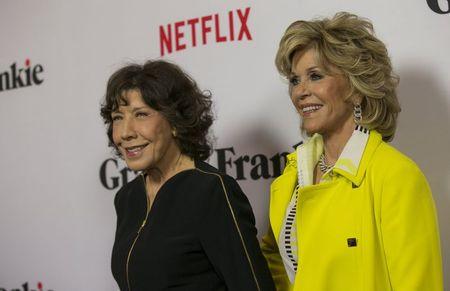 Jane Fonda e Lily Tomlin se reencontram em comédia do Netflix sobre esposas abandonadas