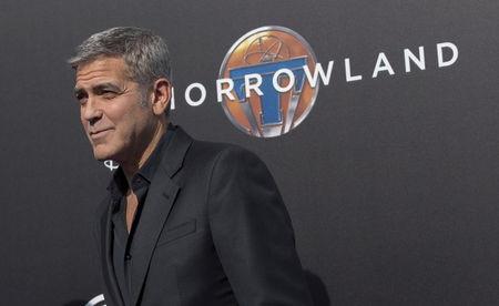 "George Clooney se une à Disney para uma ""Tomorrowland"" futurista"
