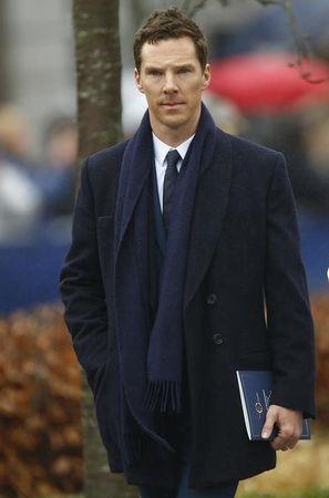 Watkins desbanca Cumberbatch como melhor ator da TV britânica