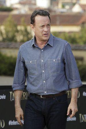 """Tom Hanks volta como simbologista Robert Langdon em """"Inferno"""""""