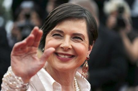 ENTREVISTA-Ingrid Bergman fez as pazes com os EUA, diz a filha Isabella Rossellini