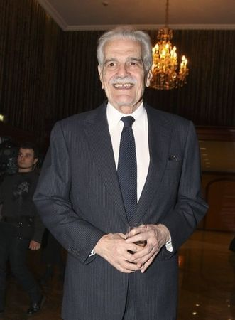 Ator Omar Sharif está com Alzheimer, diz empresário