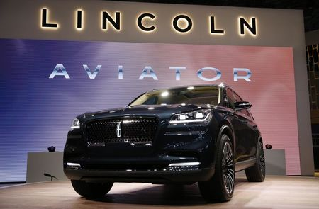 Cadillac, Lincoln launch SUVs in New York with an eye on China sales