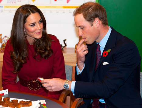 Kate Middleton Pregnant? Copenhagen Pic Sparks New Rumors
