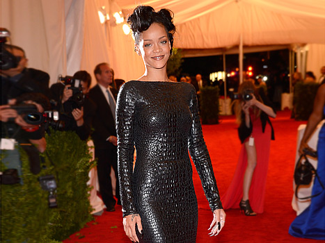 PIC: Rihanna Rushed to Hospital After Partying at Met Gala