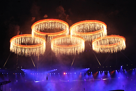 2012 London Olympics Opening Ceremony: The Highlights