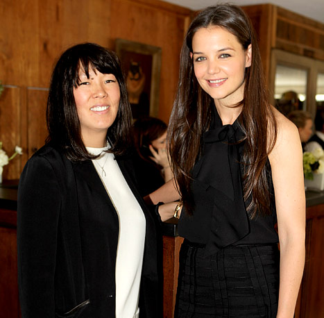 Katie Holmes To Debut Holmes & Yang Collection at New York Fashion Week