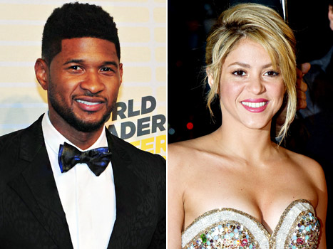 Usher, Shakira to Replace Cee-Lo Green, Christina Aguilera on The Voice Season 4