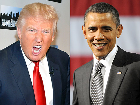 "Donald Trump Slams President Barack Obama's Re-Election: ""We Are Not a Democracy!"""