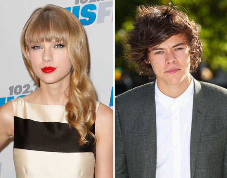 Taylor Swift and Harry Styles Rendezvous in Central Park!