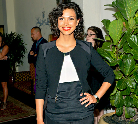 Morena Baccarin Is Pregnant, Expecting First Child With Austin Chick