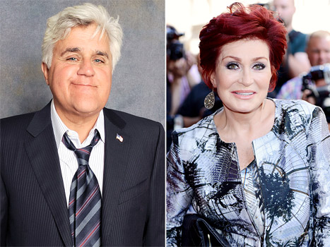 "Sharon Osbourne's Secret: I Had a ""Fling"" With Jay Leno in My 20s"