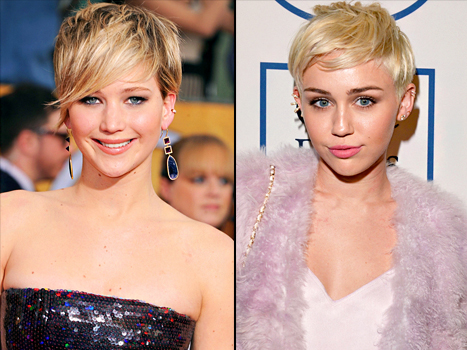 """Jennifer Lawrence Recalls Getting """"Wasted"""" at the Oscars, Puking in Front of Miley Cyrus"""