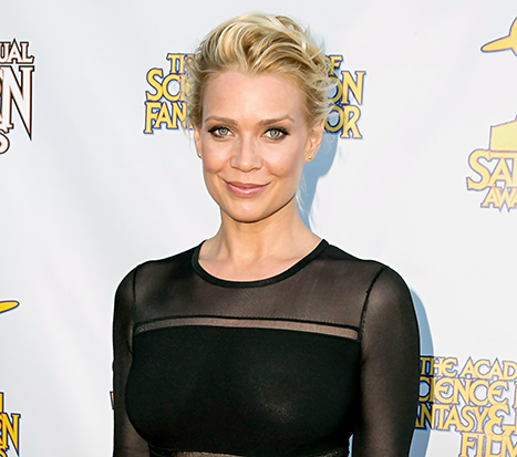 Laurie holden hot