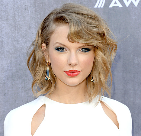 TAYLOR SWIFT Cant Stop Singing About Her Perfect Red Lips and.