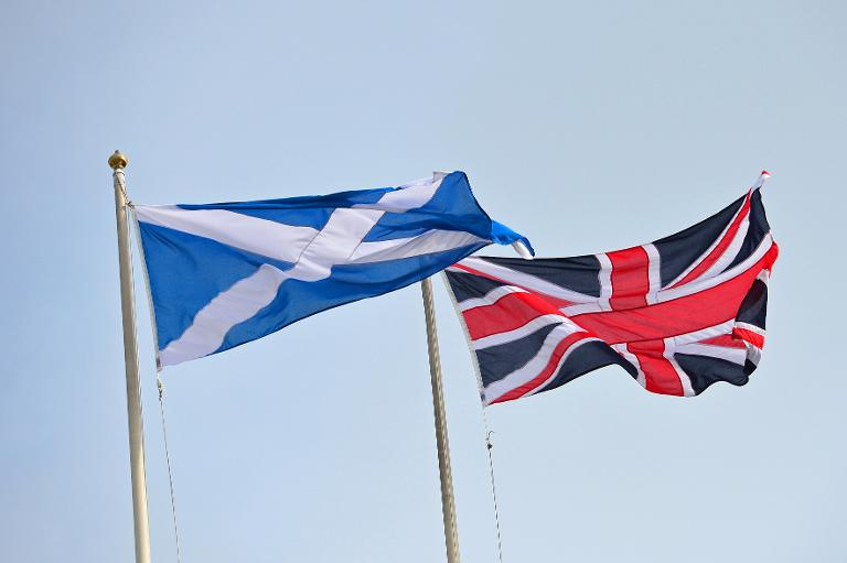 Scotland declares online 'independence' from Britain